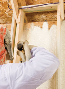 Raleigh Spray Foam Insulation Services and Benefits